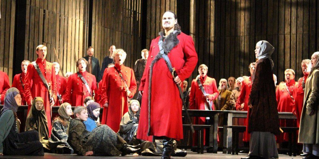 Una sorprendente Jovanshchina en el Teatro Stanilavski de Moscú