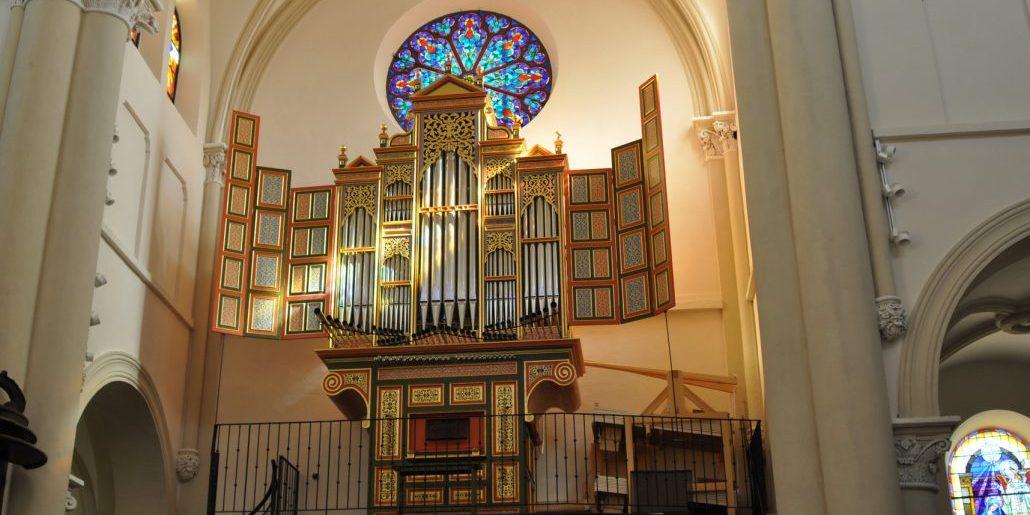 El órgano ibérico, a la conquista de Europa