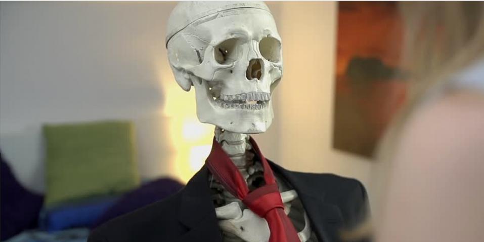 Vestir un esqueleto: el canon y el crítico