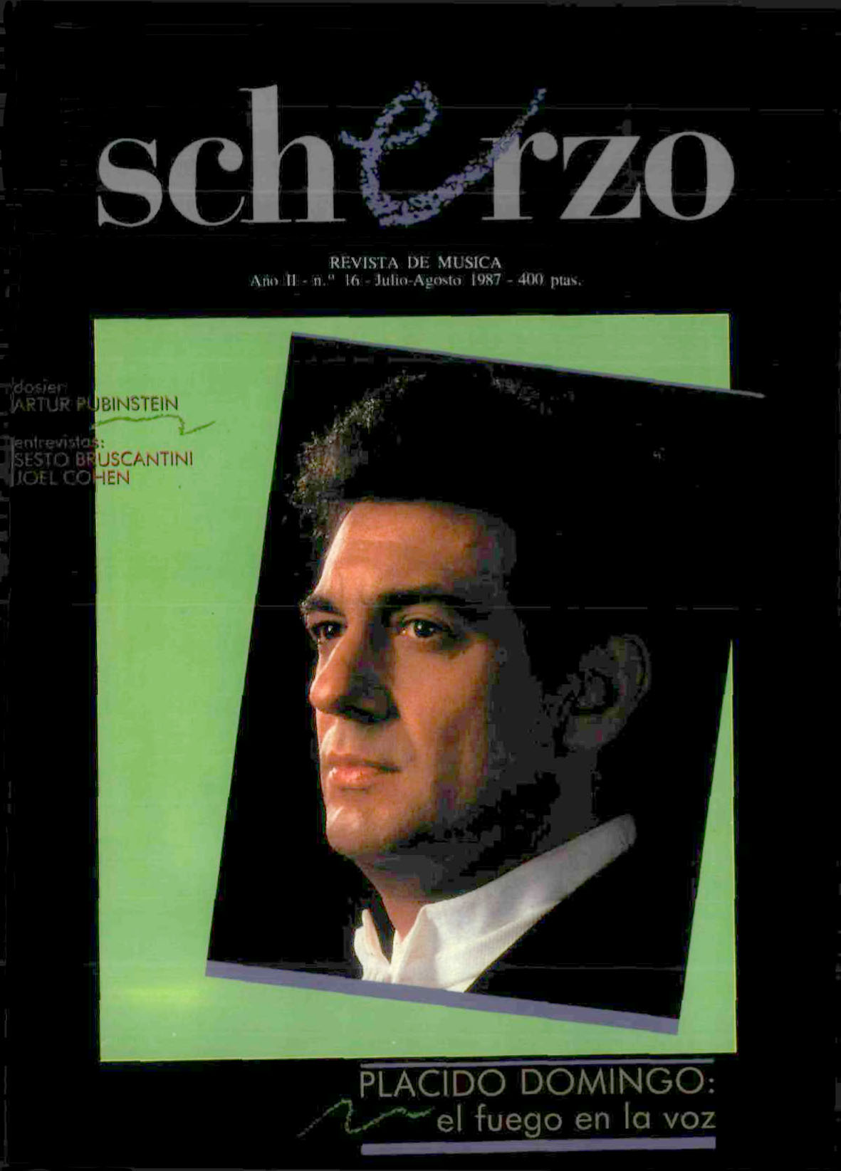 Julio – Agosto 1987