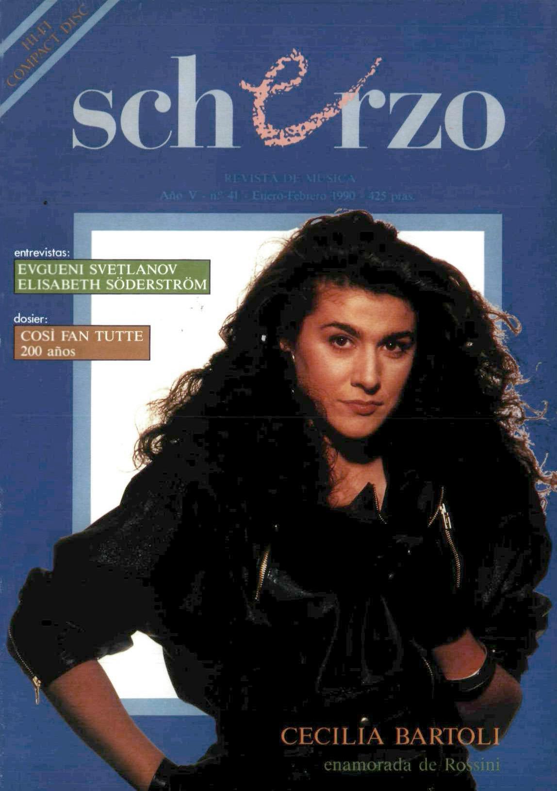 Enero – Febrero 1990