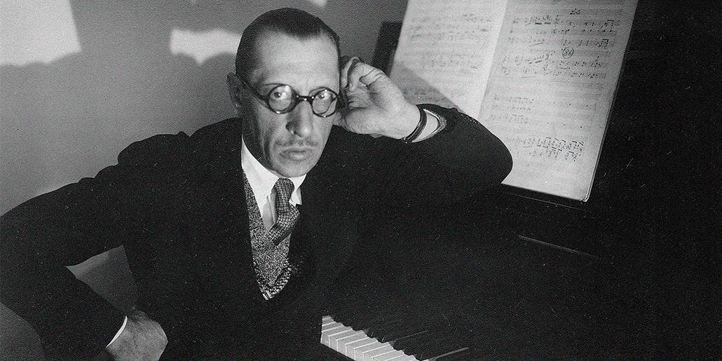 Petrushka, ver y escuchar el piano (50 años de la muerte de Stravinsky)